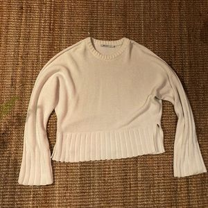 T Alexander Wang Sweater - White - Large